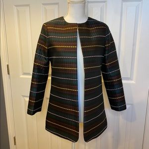 Ann Taylor multi color jacket size S